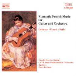 Album: Romantic French Music for Guitar and Orchestra by