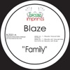The Blaze Mixes: Family - EP (Vinyl, Collection) ジャケット写真