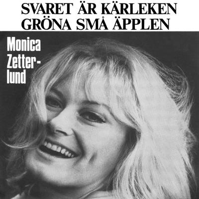 Gröna Små Äpplen - Single - Monica Zetterlund