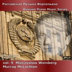 Russian Piano Music Series, Vol. 9