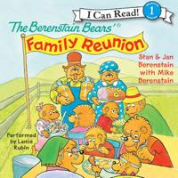 Jan Berenstain - The Berenstain Bears' Family Reunion (Unabridged) artwork