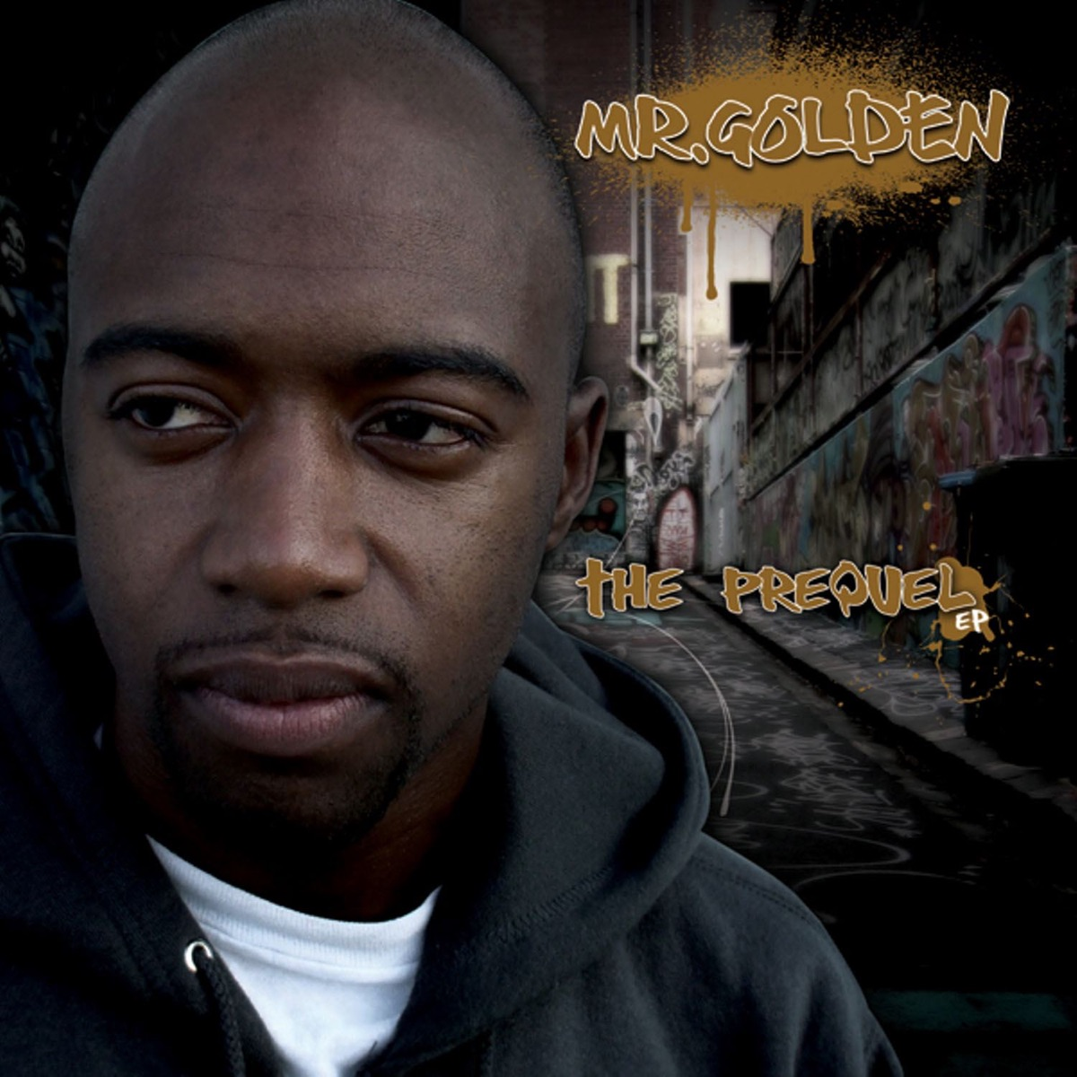 The PreQuel EP Mr Golden CD cover