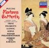 Puccini: Madama Butterfly (Highlights), Christa Ludwig, Herbert von Karajan, Luciano Pavarotti, Michel Sénéchal, Mirella Freni, Robert Kerns & Vienna Philharmonic