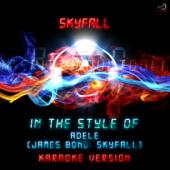 Skyfall (In the Style of Adele) [Karaoke Version]