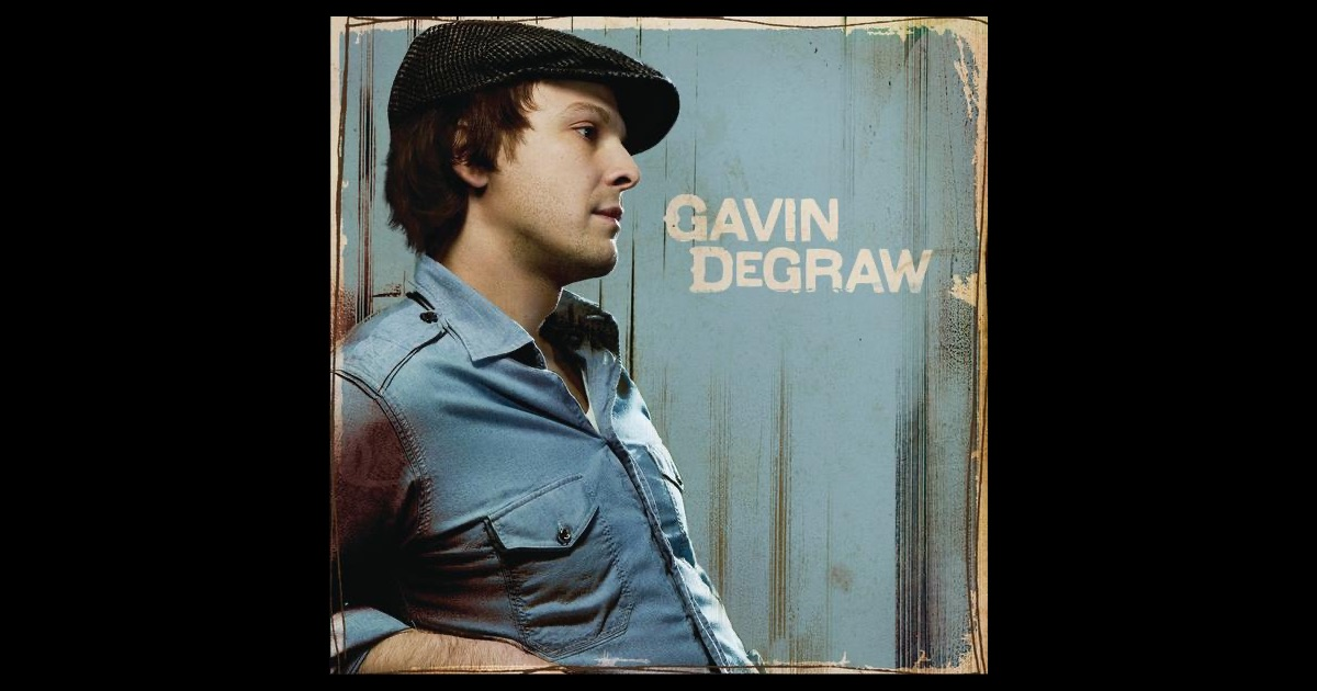 Gavin DeGraw | Listen and Stream Free Music, Albums, New ...