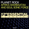 Planet Rock (Recorded 1996 Version) - Single, Afrika Bambaataa & The Soul Sonic Force