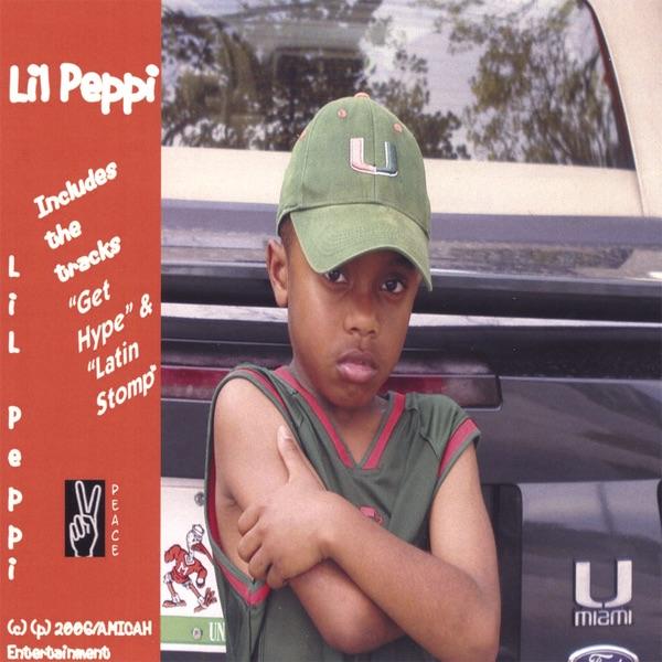 Lil Peppi Lil Peppi CD cover