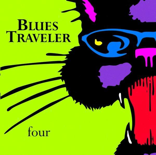 Four Blues Traveler CD cover