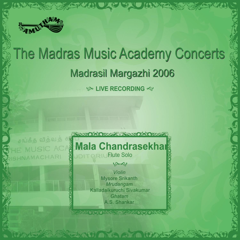 Madrasil Margazhi 2006 (Live)