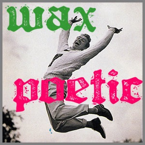Cover image of Wax Poetic: Poetry from Canada