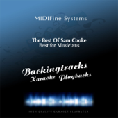A Change Is Gonna Come (Karaoke Version Originally Performed by Sam Cooke) - MIDIFine Systems