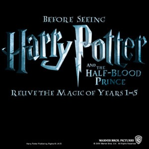 Harry Potter Years 1-5 Podcast