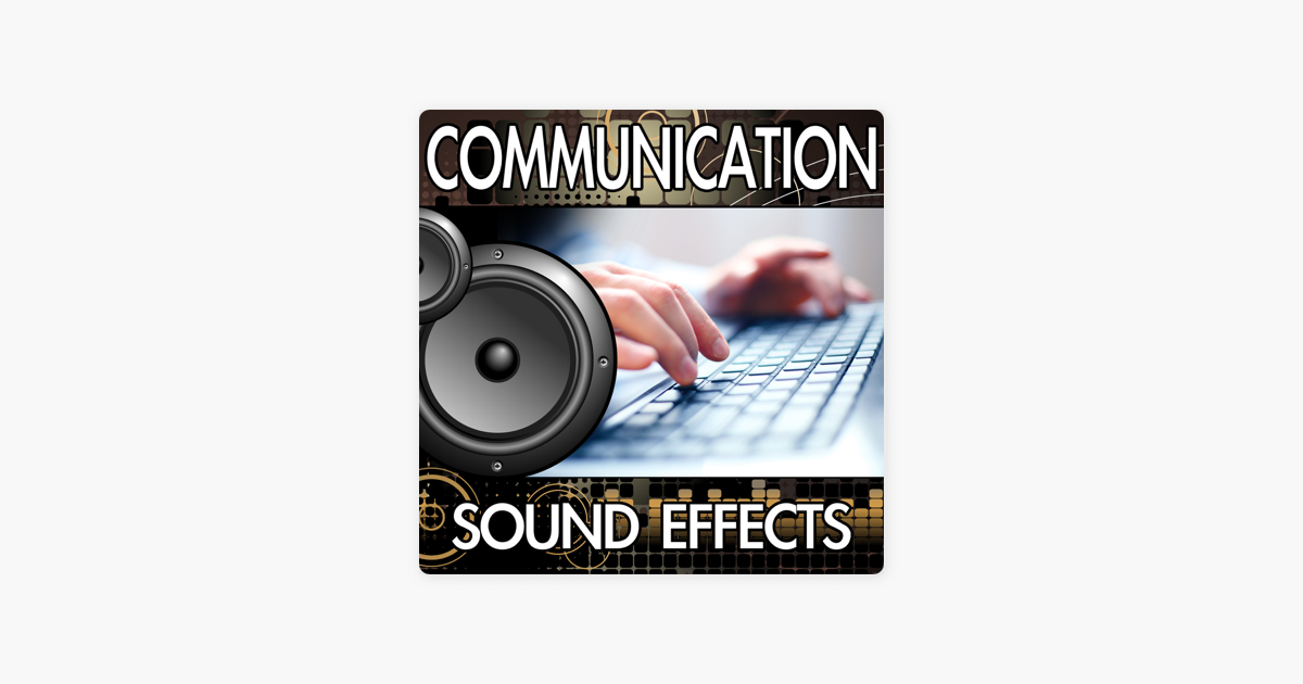 ‎Communication Sound Effects by Finnolia Sound Effects