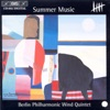 Summer Music For Wind Quintet ジャケット写真