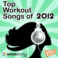 SparkPeople - Top Workout Songs of 2012 (60 Min. Non-Stop Workout Mix @ 132 BPM)