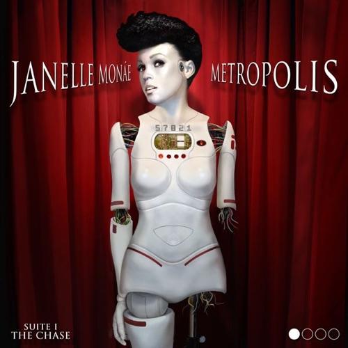 Janelle Monáe - Metropolis: Suite I - The Chase - EP