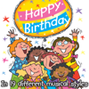 Kidzone - Happy Birthday artwork
