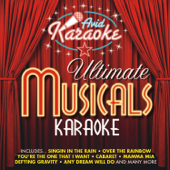 Ultimate Musicals Karaoke (Professional Backing Track Version)