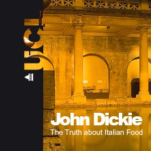 The Truth about Italian Food - Audio