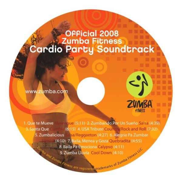 Zumba Fitness Cardio Party Soundtrack