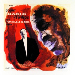View album Count Basie Swings - Joe Williams Sings