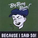 Big Bang Boom - Because I Said So