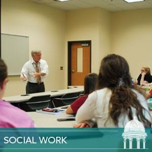 Social Work Program - Podcasts