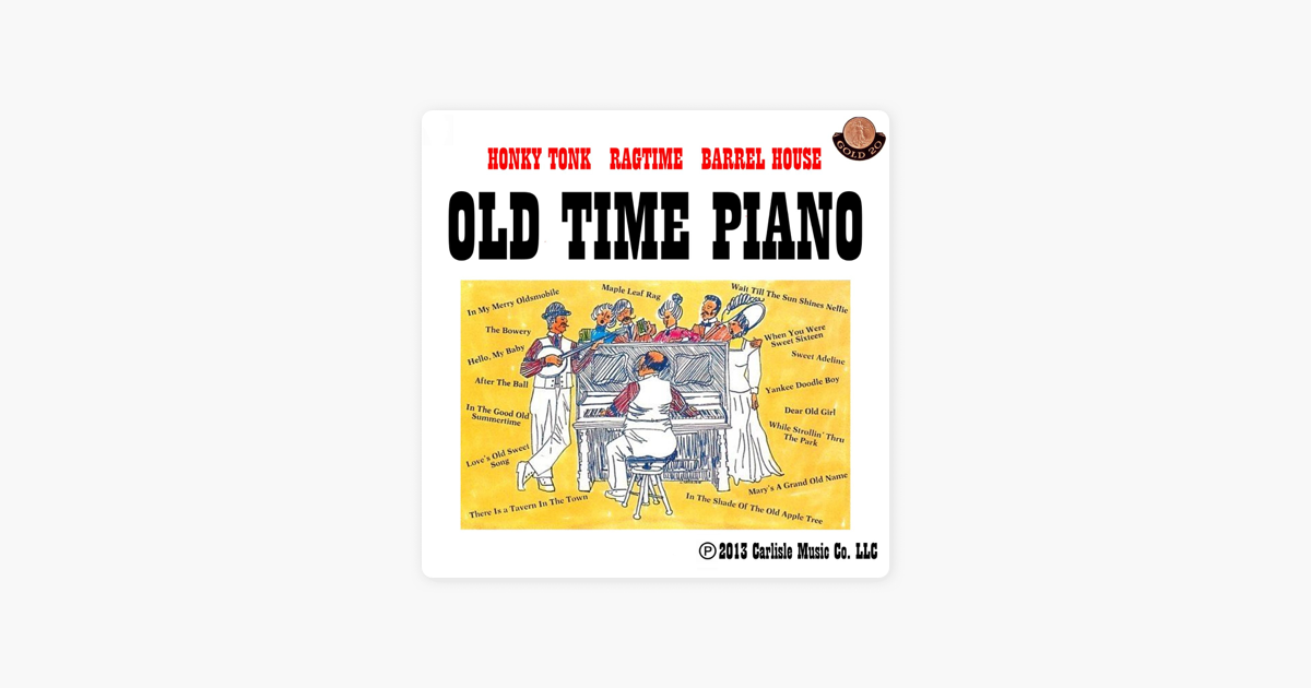 Old Time Piano by Rags Rafferty