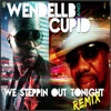 We Stepping Out Tonight Remix feat Cupid Single