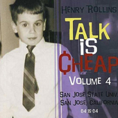 Talk Is Cheap, Vol. 4
