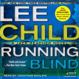Running Blind: Jack Reacher, Book 4 (Unabridged) audiobook