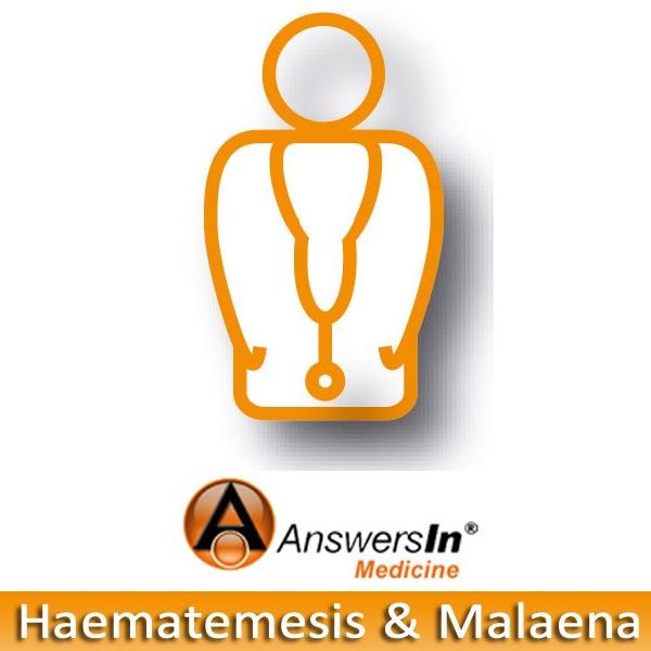 AnswersIn Medicine - Haematemesis & Melaena