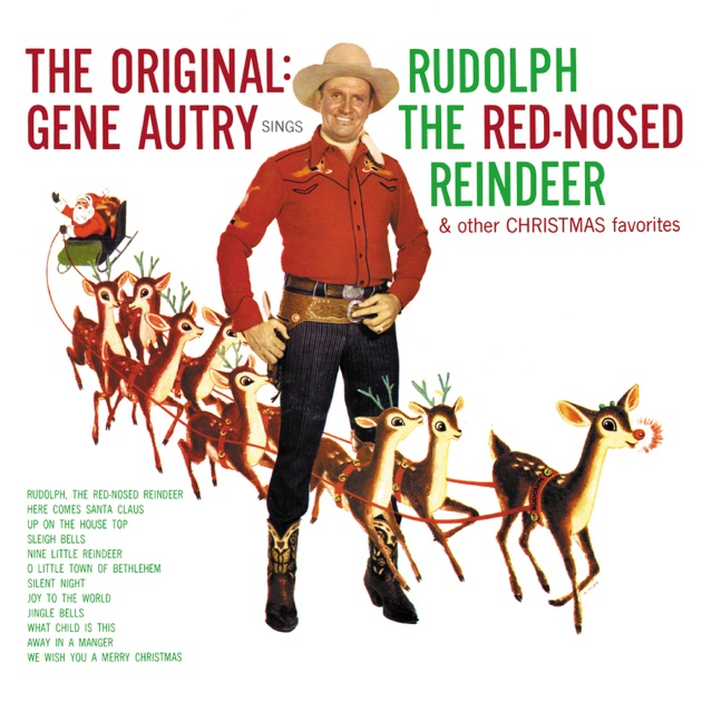 A Gene Autry Christmas by Gene Autry on Apple Music