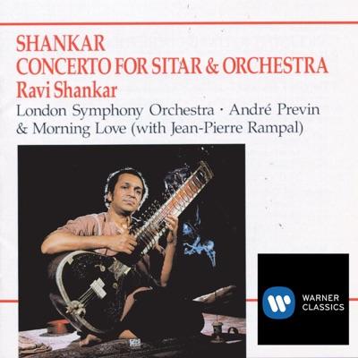 Shankar: Concerto for Sitar & Orchestra - Ravi Shankar
