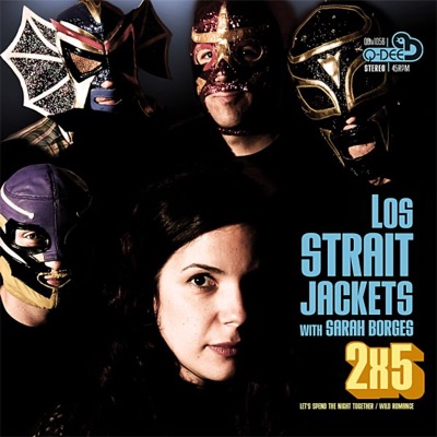 Q Dee Rock and Soul #11 - Single - Los Straitjackets