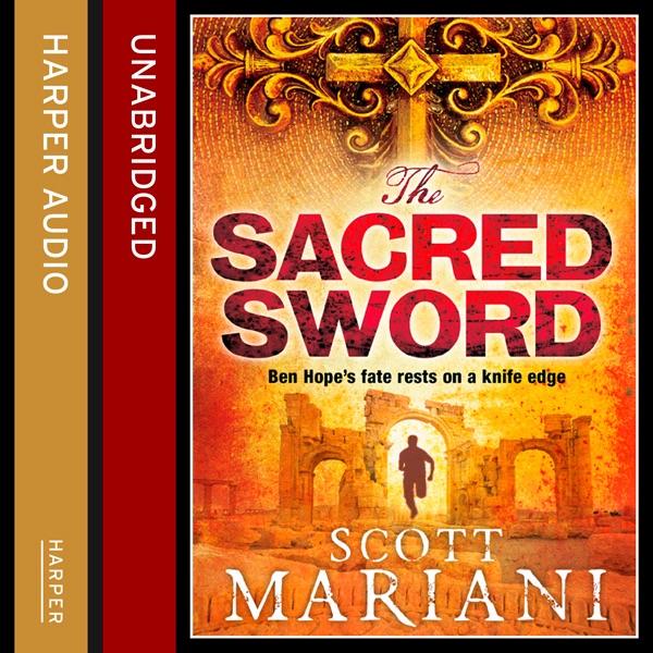 the sacred sword ben hope book 7 mariani scott