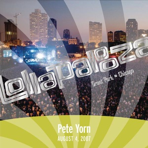 Live At Lollapalooza 2007: Pete Yorn - EP Mp3 Download