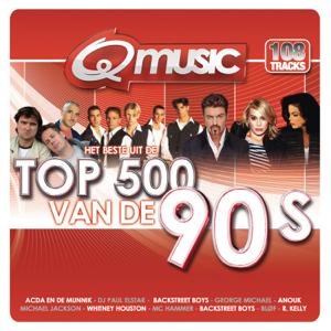 Verschillende artiesten - QMusic Top 500 van de 90's