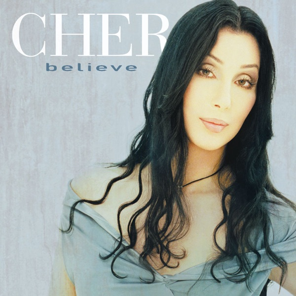 Cover art for Believe