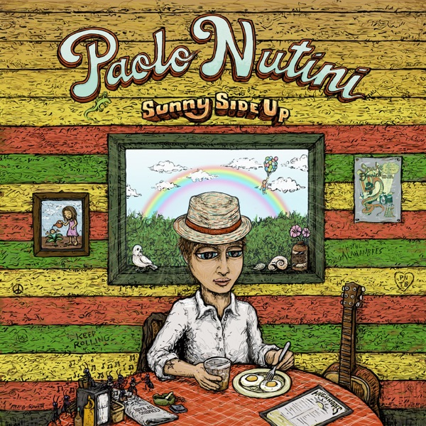 Paolo Nutini mit Coming Up Easy