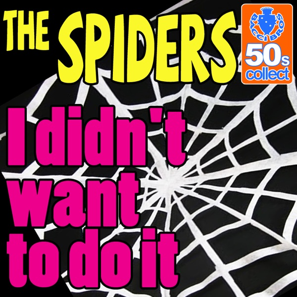 Spiders - I Didn't Want To Do It