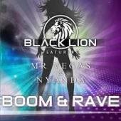 Boom & Rave (feat. Nyanda & Mr. Vegas) - Single