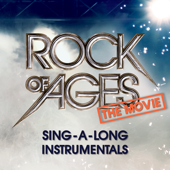 Rock Of Ages The Movie: Sing A Long Instrumentals (Karaoke Version)-The Rock of Ages Movie Band