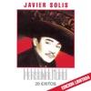 Personalidad: Javíer Solis, Javier Solís