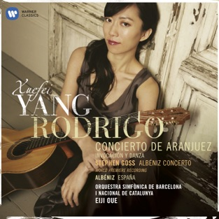 Rodrigo: Concierto de Aranjuez by Xuefei Yang for the Classical guitar