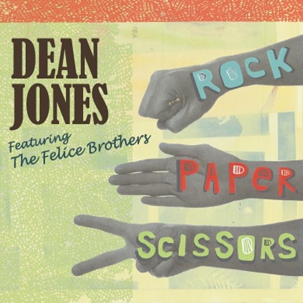 Rock Paper Scissors by Dean Jones
