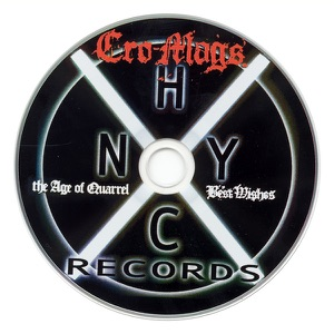 Cro-Mags - It's the Limit