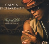 CALVIN RICHARDSON - I'M THROUGH TRYING TO PROVE MY LOVE TO YOU