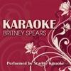 Karaoke: Britney Spears (Karaoke Versions) ジャケット写真