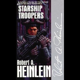 Starship Troopers (Unabridged) - Robert A. Heinlein mp3 listen download